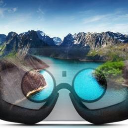 sogno o son desto la realtà virtuale (VR)
